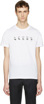 Paul Smith White Dancing Dice T-shirt