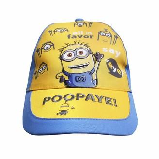 MINIONS Boy's POOPAYE Cap