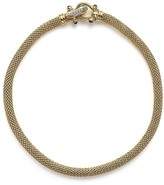 Bloomingdale's Cobra Clasp Necklace in 14K Yellow Gold with Diamonds, .10 ct. t.w. - 100% Exclusive