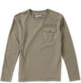 First Wave Big Boys 8-20 Long-Sleeve Pocket Shirt