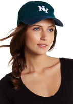 Natasha Accessories NY Patch Baseball Cap