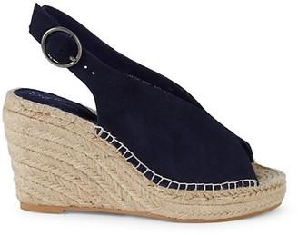 Seychelles Promenade Suede Wedge Sandals