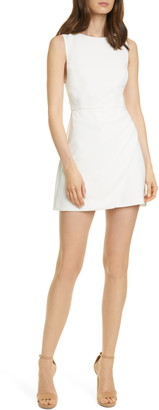 Alice + Olivia Kelsey Sleeveless Sheath Dress