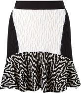 Cecilia Prado tricot pattern skirt