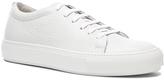 Acne Studios Adrian Grain Leather Sneakers