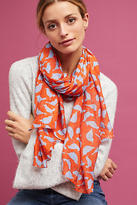 Anthropologie For The Birds Scarf