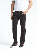 Banana Republic Straight Black Rinse Jean