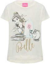 M&Co Disney Belle print t-shirt