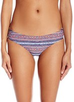 Volcom Women's Liberty Cheeky Bikini Bottom