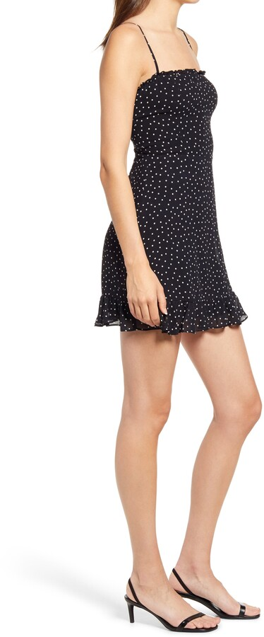 Thumbnail for your product : Reformation Tess Sleeveless Minidress