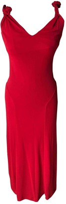 Max & Co. Red Dress for Women