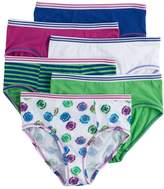 Hanes Girls 4-16 6-pk. CoolDRI Comfort Briefs