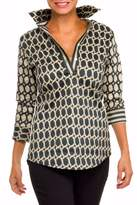 Gretchen Scott Meandering Sport Shirt