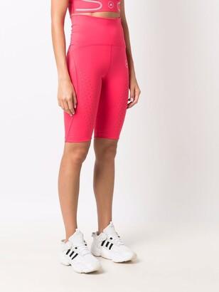 adidas by Stella McCartney TruePurpose high-waist bike shorts