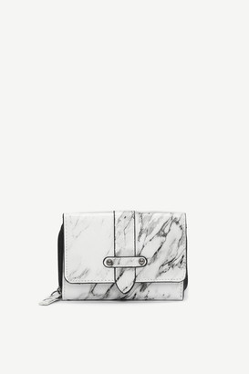 Ardene Small Faux Leather Pocket Wallet