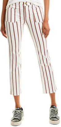 Frame Le Bardot Classic Stripe Crops
