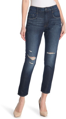 G Star Radar Mid Boyfriend Tapered Jeans