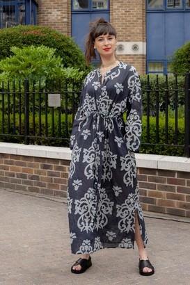 Dream Salom Lounger Grey Dress - S/M