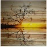 Parvez Taj Killaloe Natural Pine Wood Wall Art - Multiple Sizes Available