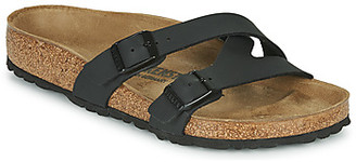 Birkenstock YAO women's Mules / Casual Shoes in Black