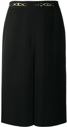 Céline Pre Owned Pre-Owned Straight Skirt