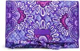 Vera Bradley All Wrapped Up Jewelry Roll