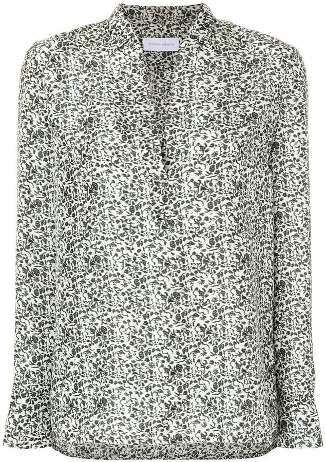 Christian Wijnants Tabi blouse