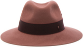 Maison Michel Henrietta Hat Antic Pink