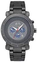 JBW Men's Victor Diamond Bracelet Watch, 50mm - 0.16 ctw