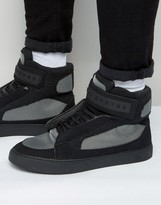 Criminal Damage Bronx 2 High Top Sneakers