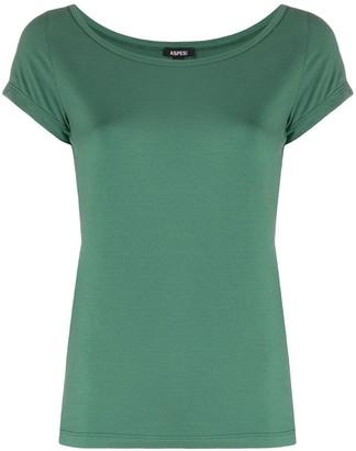 Aspesi scoop-neck T-shirt