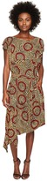 Vivienne Westwood Short Sleeve Balloon Dress Women's Dress