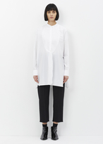 Hope white lux blouse