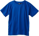 Kanu Surf Big Boys' Solid UV Rashguard Swim Tee