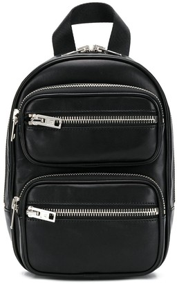 Alexander Wang Double-Zipped Backpack