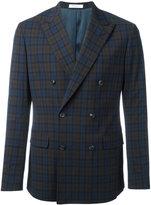 Boglioli double breasted blazer - men - Cotton/Spandex/Elastane/Acetate/Cupro - 52