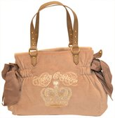 Juicy Couture Sequin Crown Large Daydreamer (Tan)
