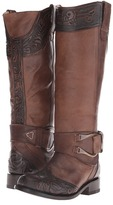 Stetson Paisley Cowboy Boots