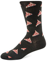Hot Sox Pizza Pattern Socks