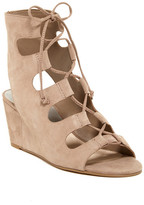 Dolce Vita Louise Lace-Up Wedge Sandal