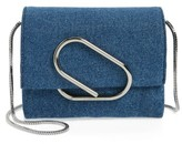 3.1 Phillip Lim Micro Alix Crossbody Bag - Blue