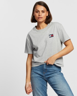 Tommy Jeans Tommy Badge Tee