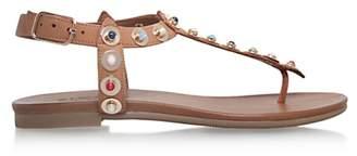 Carvela Kankan Studded T-Bar Sandals