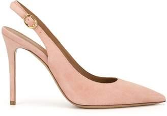 Mansur Gavriel pointed slingback heels