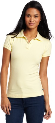 Lee Uniforms Juniors Stretch Pique Polo