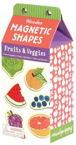 Mudpuppy Wooden Magnetic Fruits and Vegestables