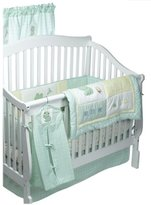 Lambs & Ivy Froggy Tales - 6-Piece Bedding Set