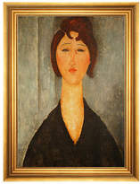Munn Works Modigliani - Portrait of a Young Woman Art