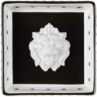 Gucci Lion square trinket tray