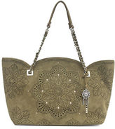 Jessica Simpson Sunny Perforated Tote